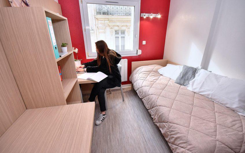 Montpellier 市中心Résidence Etudiante 步行14分钟到Université de Montpellier 1