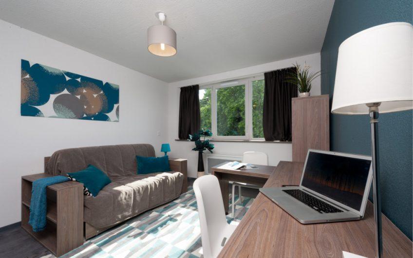 Bordeaux 新学生公寓九月1号入住 近波尔多大学talence校区