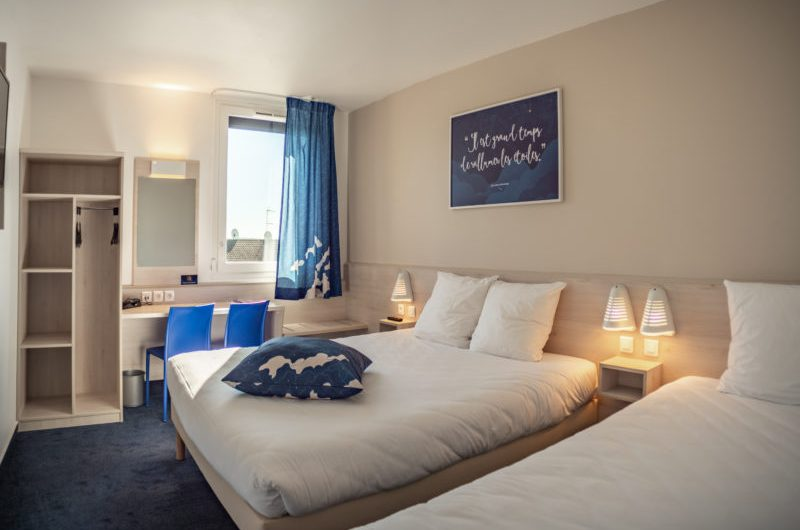 Toulouse 酒店式学生公寓 骑行14分钟到地铁站
