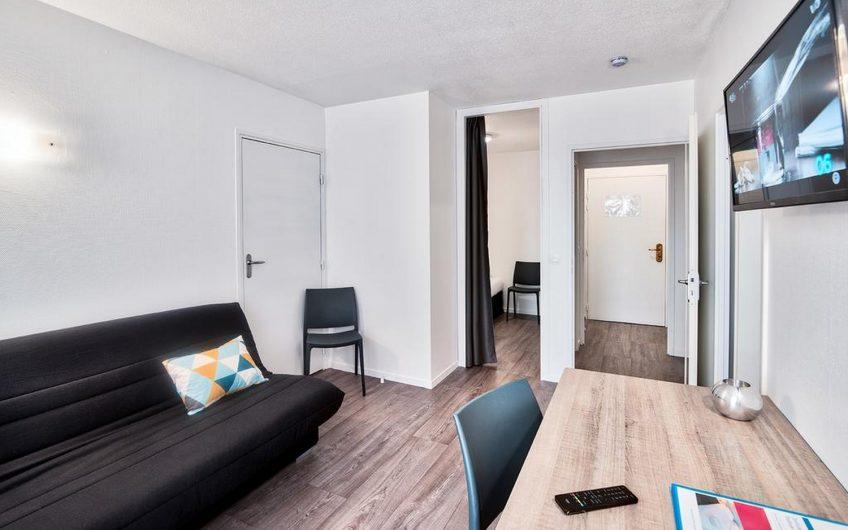 Toulouse 酒店式学生公寓 步行19分钟到école d'ingénieurs